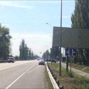 Білборд розміщений в М-07 Київ-Ковель км 37 + 600 зліва (Бородянський район)